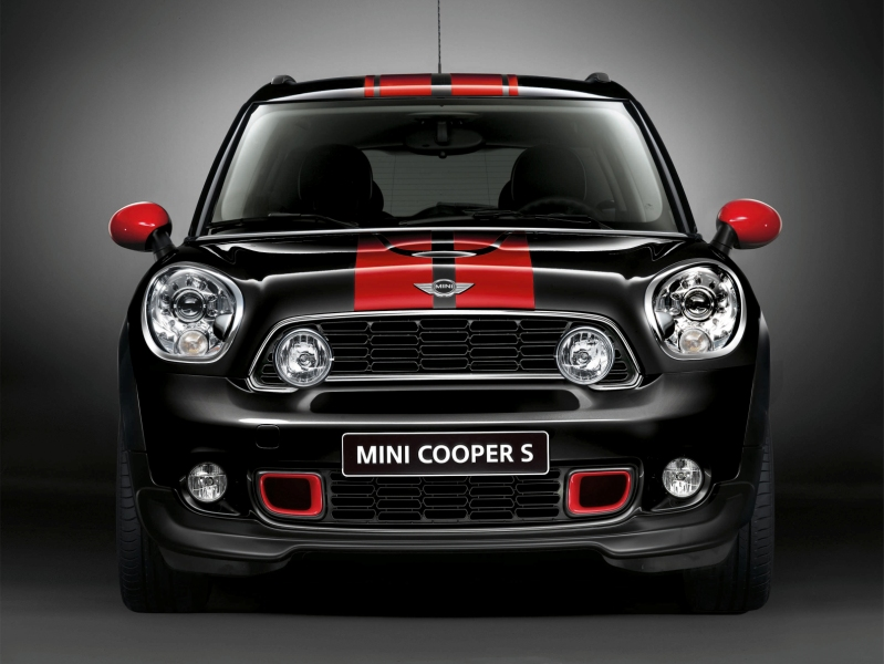 Ετοιμάζεται Mini Countryman John Cooper Works
