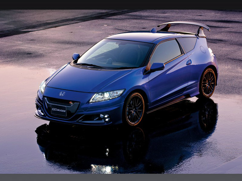 Honda CR-Z 2013 Tuning by Mugen