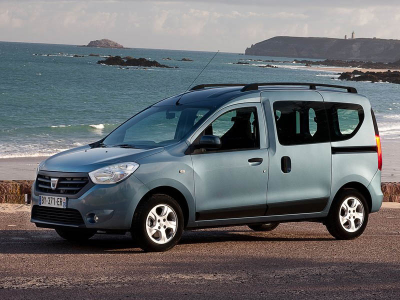Dacia Dokker και Dacia Dokker Van (+video)