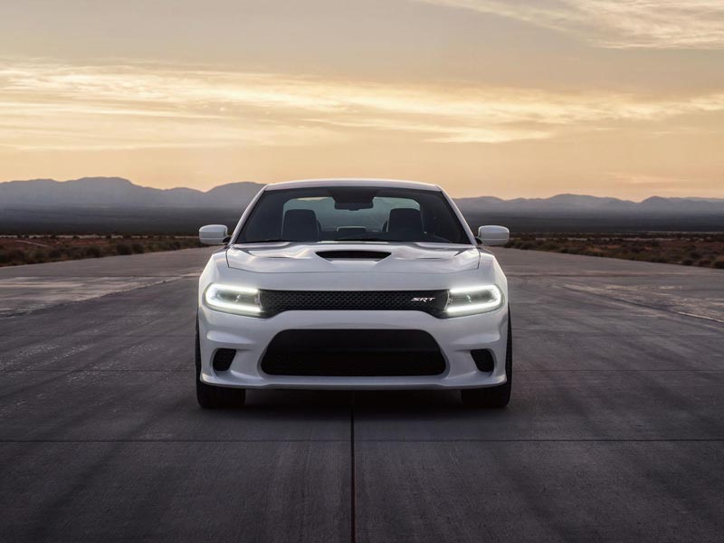 Dodge Charger SRT Hellcat (+videos)