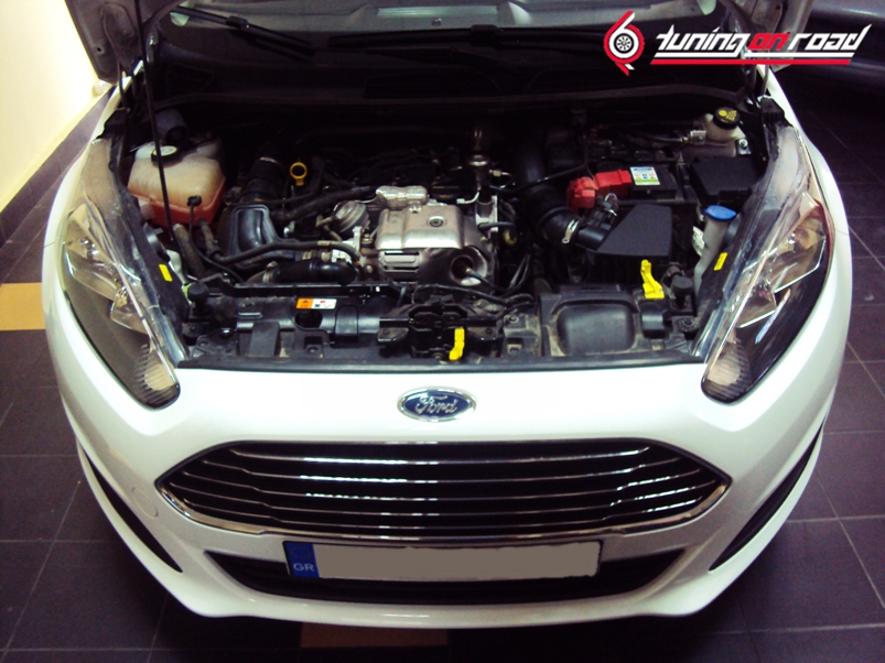Ford Fiesta EcoBoost Tuning by Tuning On Road
