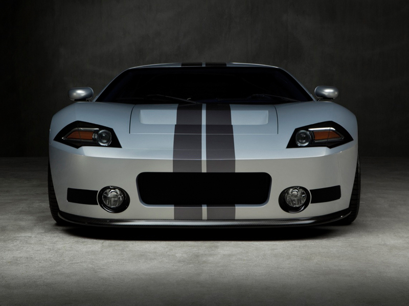 Ford GTR1 Galpin (+video)