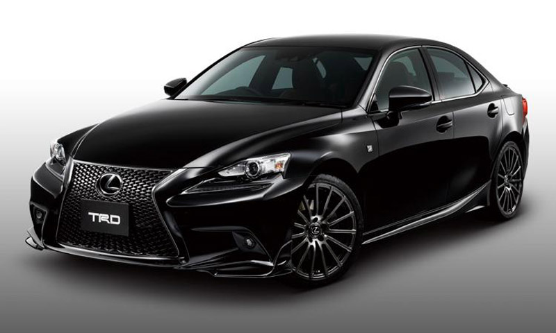 Lexus IS 2013 TRD