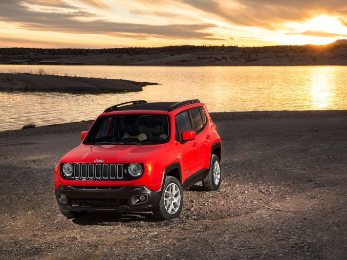 Jeep Renegade (+video)