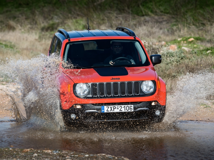 Driven : Jeep Renegade 2015 (+video)