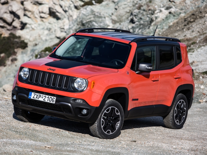 Τιμές Jeep Renegade