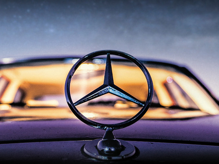 Mercedes-Benz Shooting Stars 2014