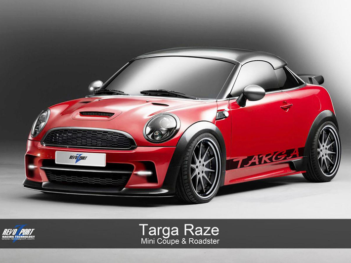 Mini Coupe Tuning by RevoZport