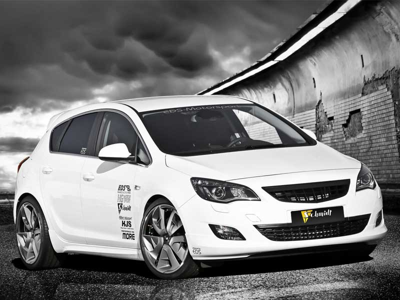 Opel Astra Tuning by EDS Motorsport