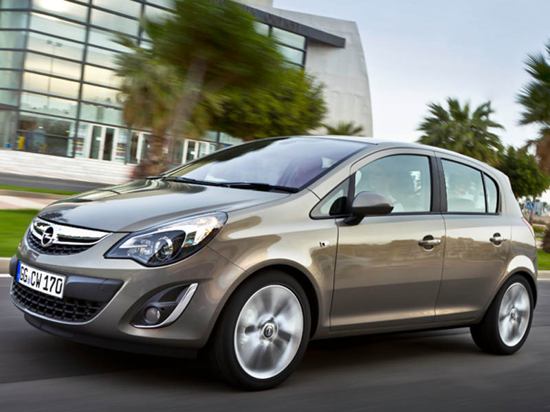 Driven : Opel Corsa 1.3 Diesel CDTI 95ps (+video)