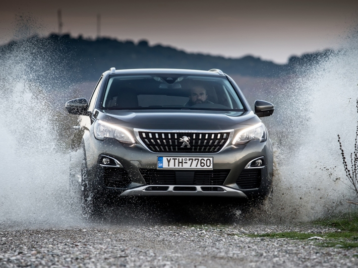 Car of the Year 2017 τo Peugeot 3008