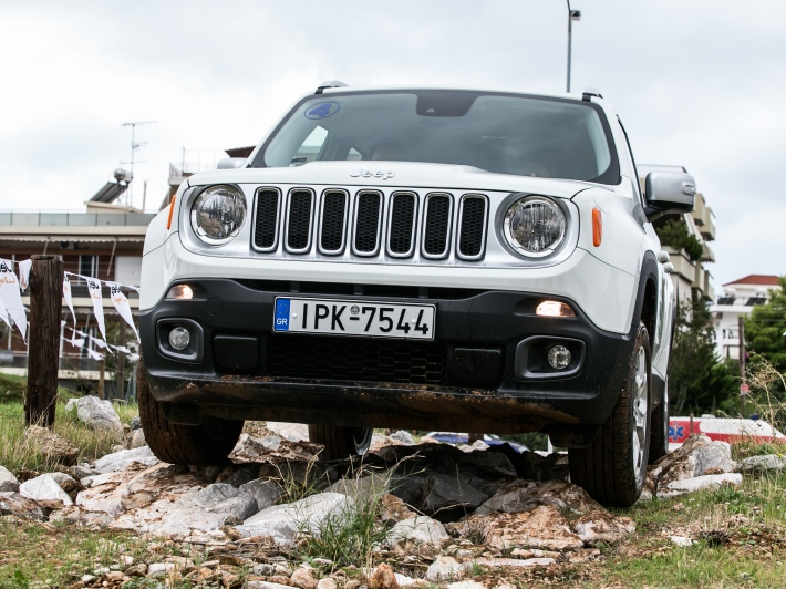 Driven : Jeep Renegade 1.6 Diesel MJTD FW
