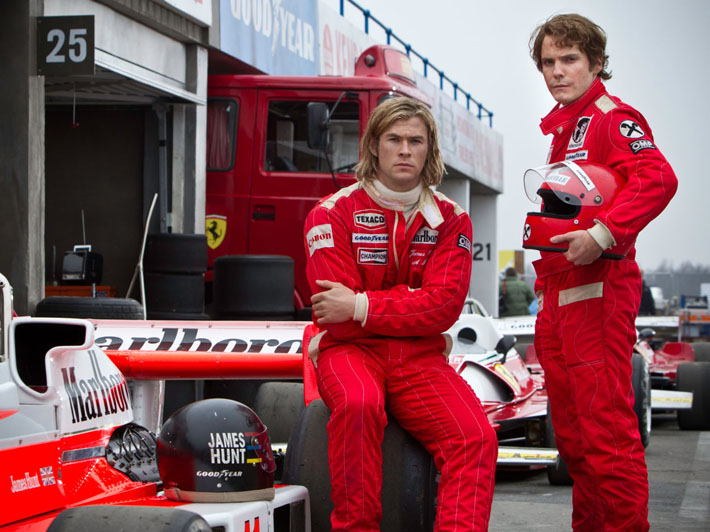 Review : Rush