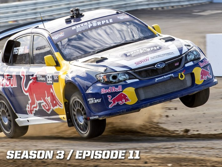 Video : Subaru Launch Control Season3 Episode 11