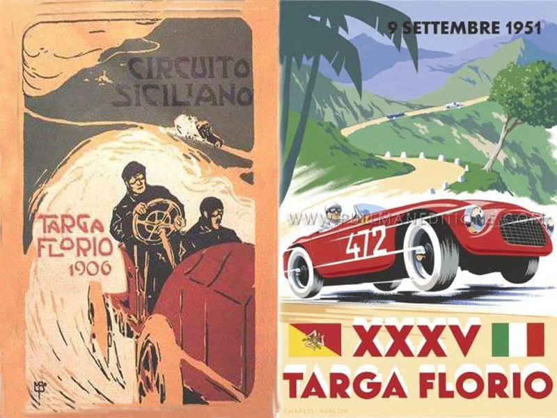 Αφιέρωμα Targa Florio: Part 1 (+videos)